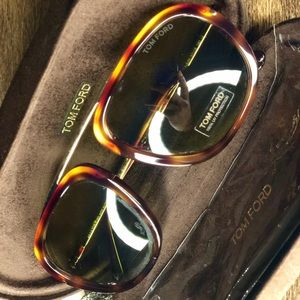 Vintage Men's Tom Ford Sunglasses.
